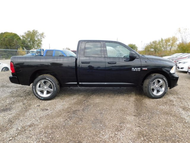 2018 Ram 1500 Quad Cab 4x4 Pickup #418039 - photo 6