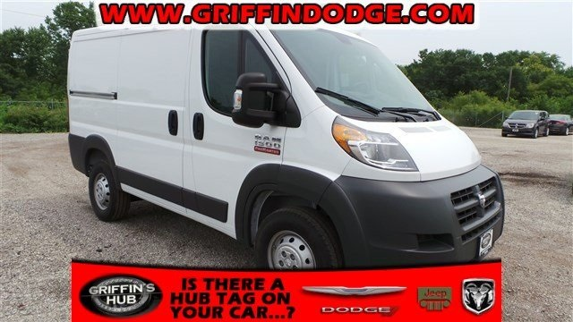 2018 ProMaster 1500 High Roof 4x2,  Empty Cargo Van #418042 - photo 1