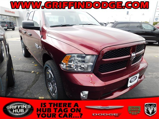 2018 Ram 1500 Quad Cab 4x4 Pickup #418045 - photo 1