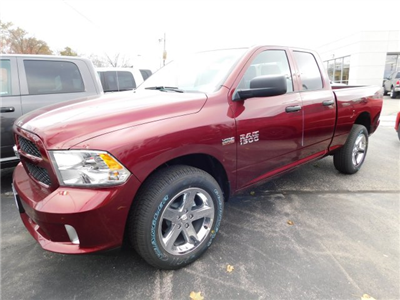 2018 Ram 1500 Quad Cab 4x4 Pickup #418045 - photo 5