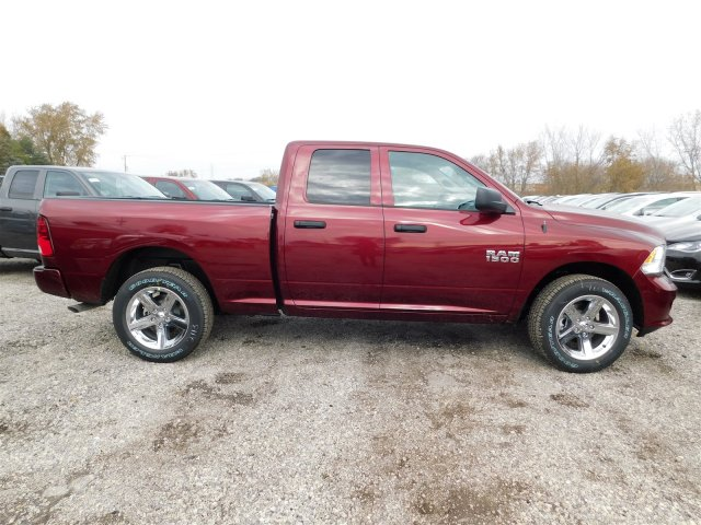 2018 Ram 1500 Quad Cab 4x4, Pickup #418058 - photo 7