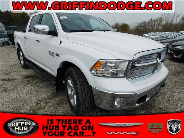 2018 Ram 1500 Crew Cab 4x4 Pickup #418059 - photo 1
