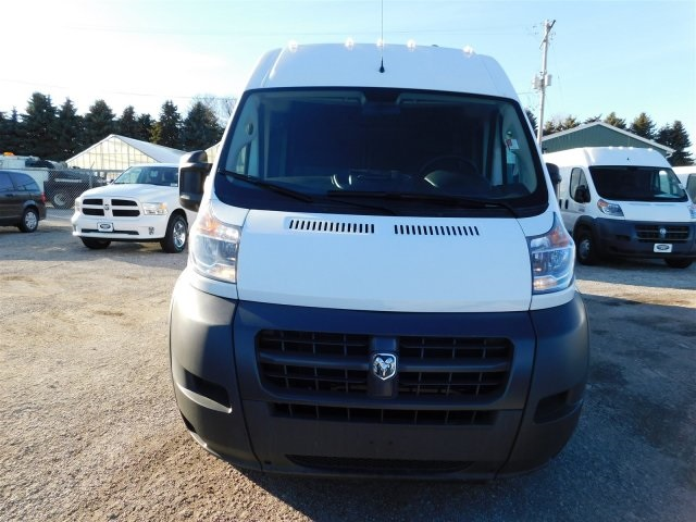 2018 ProMaster 3500 High Roof FWD,  Empty Cargo Van #418071 - photo 3