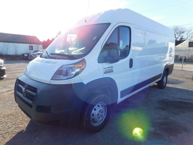 2018 ProMaster 3500 High Roof FWD,  Empty Cargo Van #418071 - photo 4