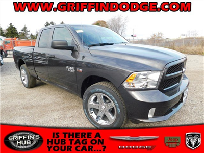 2018 Ram 1500 Quad Cab 4x4 Pickup #418077 - photo 1