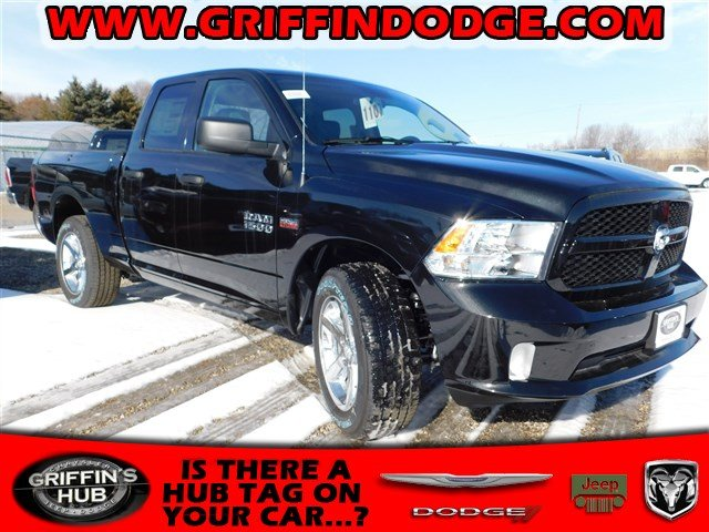 2018 Ram 1500 Quad Cab 4x4, Pickup #418082 - photo 1