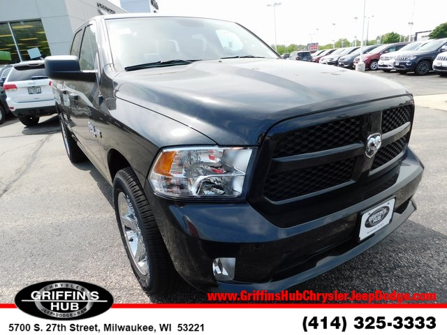 2018 Ram 1500 Quad Cab 4x4,  Pickup #418098 - photo 1