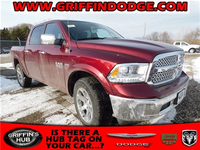 2018 Ram 1500 Crew Cab 4x4, Pickup #418193 - photo 1