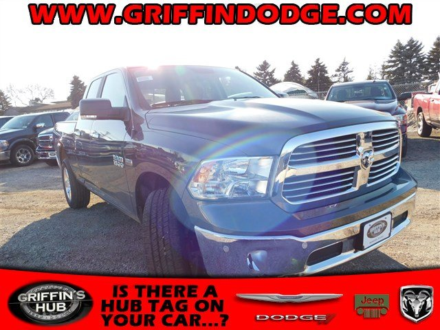 2018 Ram 1500 Quad Cab 4x4, Pickup #418251 - photo 1