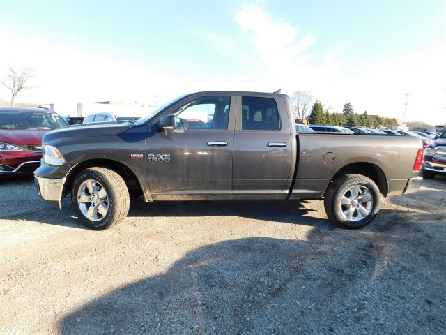 2018 Ram 1500 Quad Cab 4x4, Pickup #418251 - photo 6