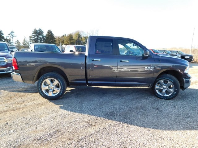 2018 Ram 1500 Quad Cab 4x4, Pickup #418251 - photo 8