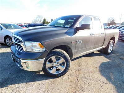 2018 Ram 1500 Quad Cab 4x4, Pickup #418251 - photo 5