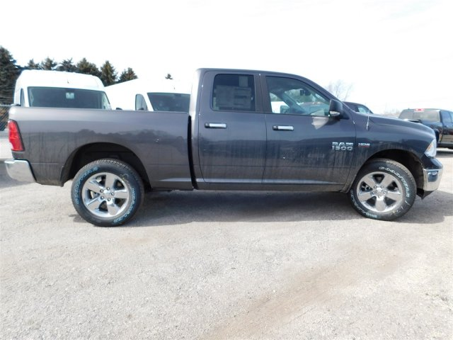 2018 Ram 1500 Quad Cab 4x4, Pickup #418287 - photo 7