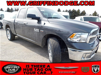 2018 Ram 1500 Quad Cab 4x4, Pickup #418287 - photo 1