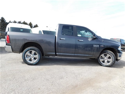 2018 Ram 1500 Quad Cab 4x4, Pickup #418287 - photo 6