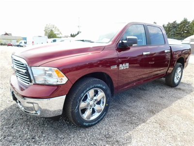 2018 Ram 1500 Crew Cab 4x4,  Pickup #418348 - photo 3