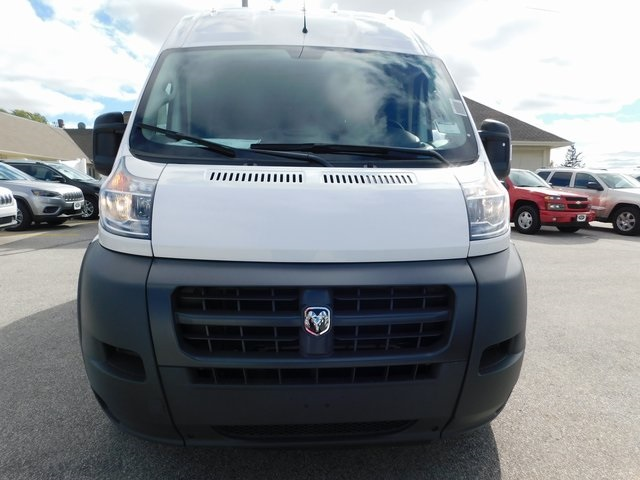 2018 ProMaster 2500 High Roof FWD,  Empty Cargo Van #418456 - photo 3