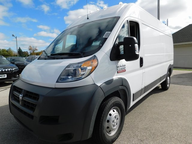 2018 ProMaster 2500 High Roof FWD,  Empty Cargo Van #418456 - photo 4