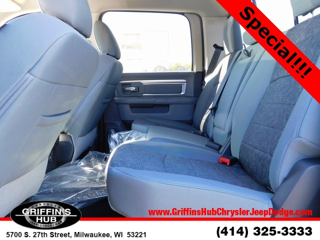 2018 Ram 1500 Crew Cab 4x4,  Pickup #418480 - photo 10