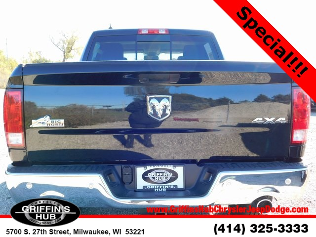 2018 Ram 1500 Crew Cab 4x4,  Pickup #418480 - photo 2