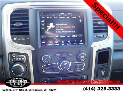 2018 Ram 1500 Crew Cab 4x4,  Pickup #418480 - photo 16