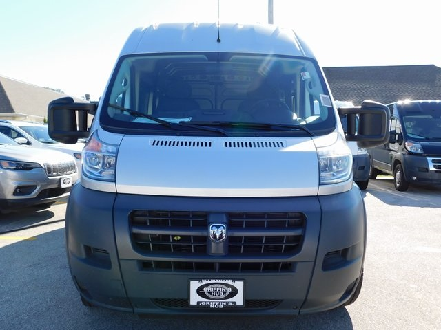 2018 ProMaster 2500 High Roof FWD,  Empty Cargo Van #418493 - photo 3