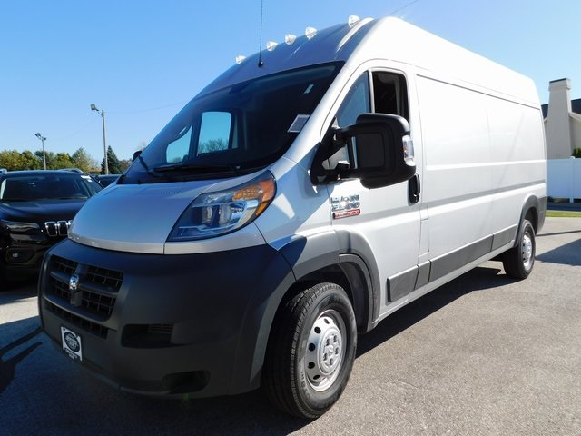 2018 ProMaster 2500 High Roof FWD,  Empty Cargo Van #418493 - photo 4