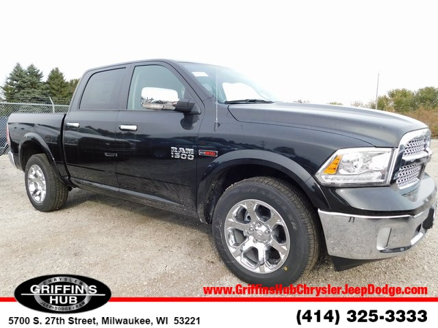 2018 Ram 1500 Crew Cab 4x4,  Pickup #418495 - photo 1