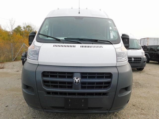 2018 ProMaster 2500 High Roof FWD,  Empty Cargo Van #418500 - photo 3