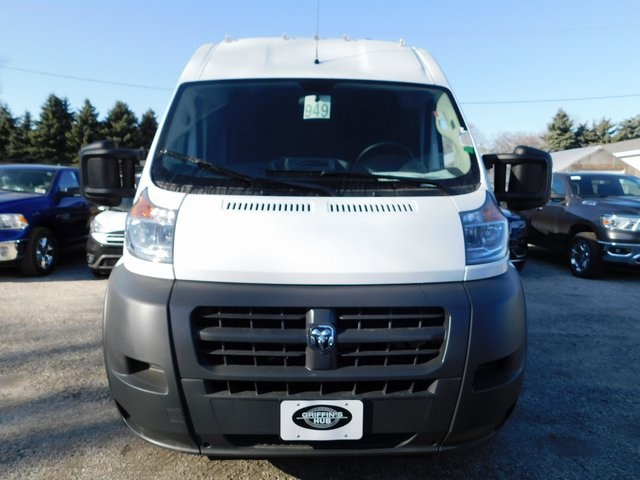 2018 ProMaster 2500 High Roof FWD,  Empty Cargo Van #418502 - photo 3