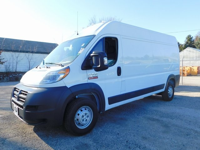 2018 ProMaster 2500 High Roof FWD,  Empty Cargo Van #418502 - photo 4