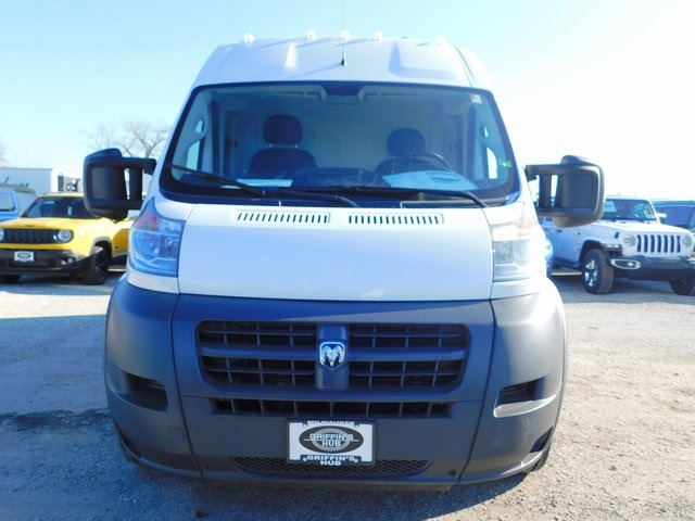 2018 ProMaster 3500 High Roof FWD,  Empty Cargo Van #418519 - photo 3