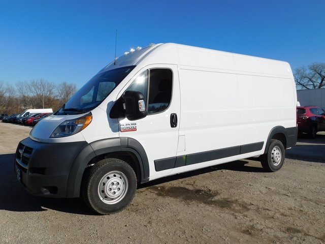 2018 ProMaster 3500 High Roof FWD,  Empty Cargo Van #418519 - photo 4