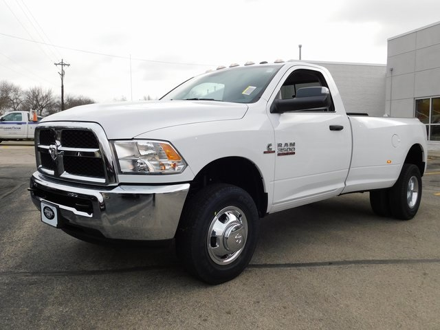 2018 Ram 3500 Regular Cab DRW 4x4,  Pickup #418603 - photo 4