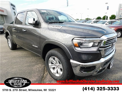 2019 Ram 1500 Crew Cab 4x4,  Pickup #419014 - photo 1