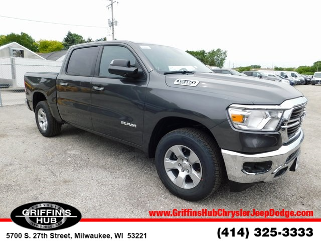 2019 Ram 1500 Crew Cab 4x4,  Pickup #419015 - photo 1