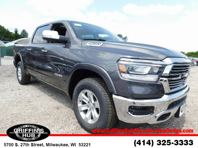 2019 Ram 1500 Crew Cab 4x4,  Pickup #419027 - photo 1