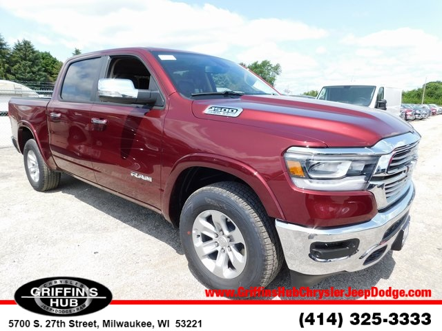 2019 Ram 1500 Crew Cab 4x4,  Pickup #419028 - photo 1