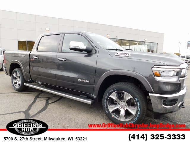 2019 Ram 1500 Crew Cab 4x4,  Pickup #419067 - photo 1