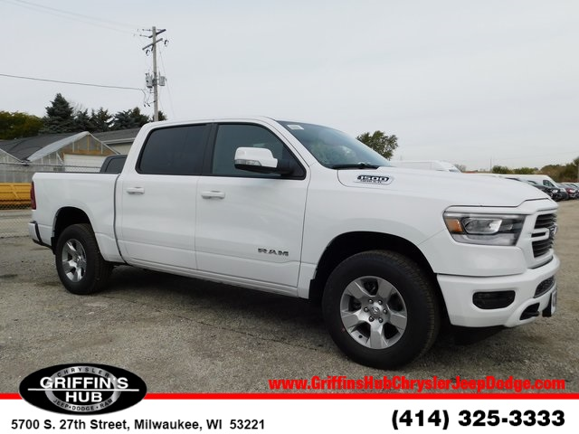 2019 Ram 1500 Crew Cab 4x4,  Pickup #419068 - photo 1