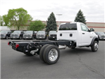 2017 Ram 5500 Regular Cab DRW 4x4 Cab Chassis #18491 - photo 2