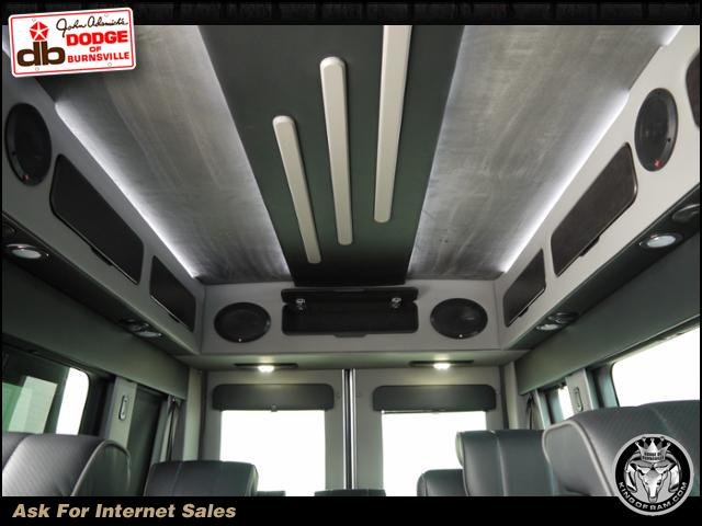2017 ProMaster 2500 High Roof, Passenger Wagon #N15115 - photo 12