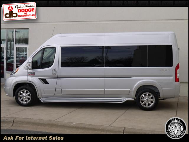 2017 ProMaster 2500 High Roof, Passenger Wagon #N15115 - photo 2