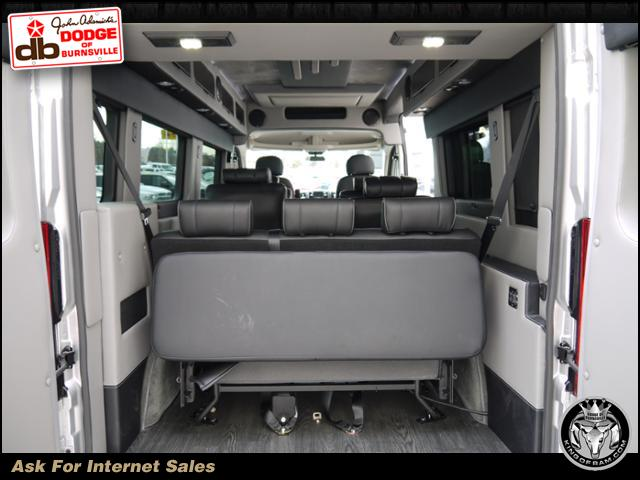 2017 ProMaster 2500 High Roof, Passenger Wagon #N15115 - photo 7