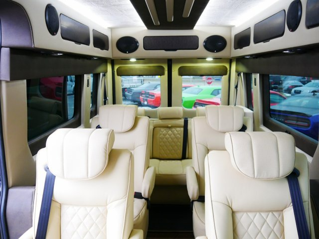 2017 ProMaster 2500 High Roof, Cargo Van #N15325 - photo 10