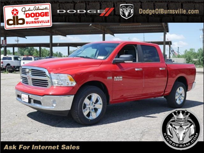 2017 Ram 1500 Crew Cab 4x4 Pickup #N180015 - photo 1