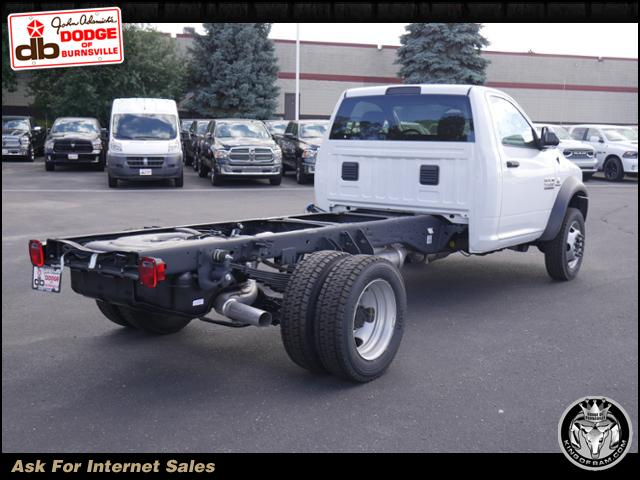 2017 Ram 5500 Regular Cab DRW 4x4, Cab Chassis #N180111 - photo 2