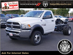 2017 Ram 5500 Regular Cab DRW 4x4, Cab Chassis #N180111 - photo 1