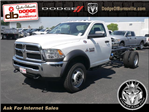 2017 Ram 5500 Regular Cab DRW 4x4, Cab Chassis #N180112 - photo 1