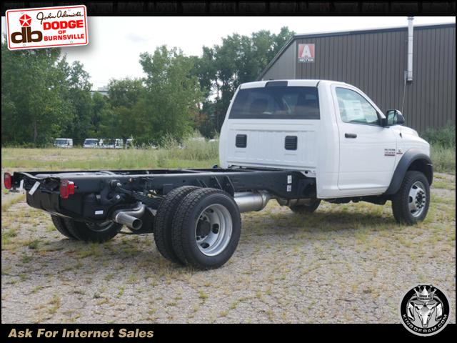 2017 Ram 5500 Regular Cab DRW 4x4, Cab Chassis #N180190 - photo 2